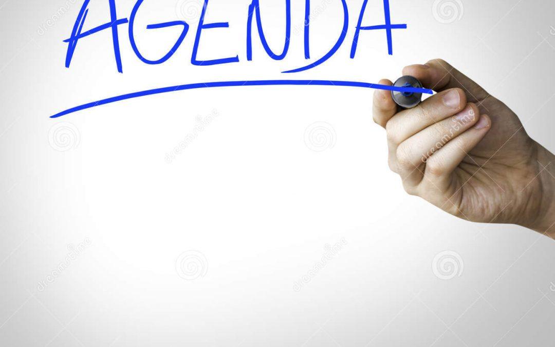 COACHING TIP – Take the time to clarify the coach agenda