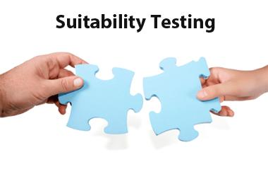 Eligibility vs. Suitability