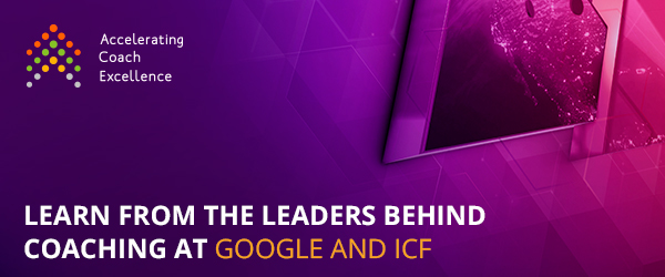 Learn LIVE from Google's David Peterson and ICF Co-founder David Goldsmith