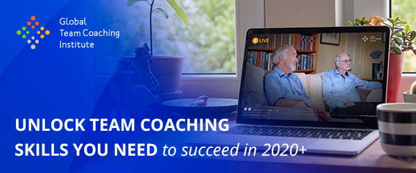 Why is team coaching vital for success in 2020?